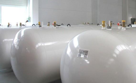надземный газгольдер 4800 KADATEC