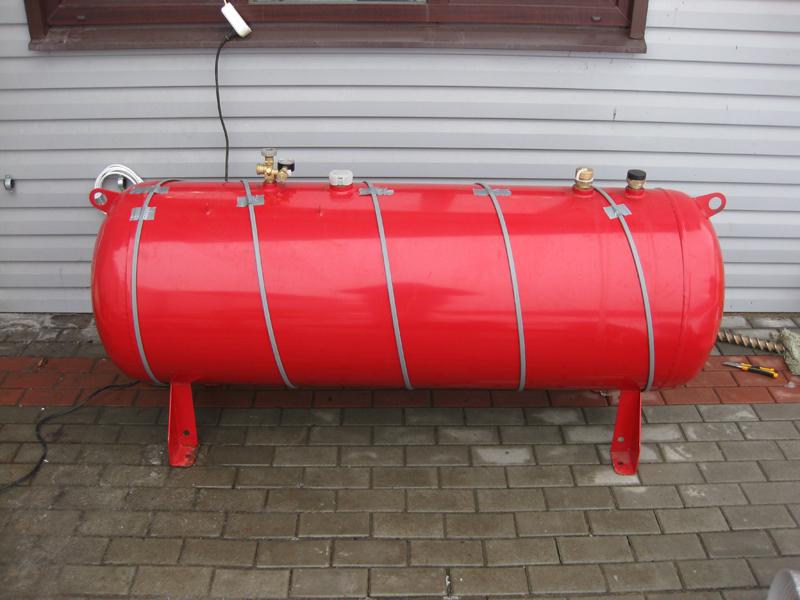 минигазгольдер 480 литров